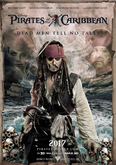 Sinopsis Pirates of the Caribbean: Dead Men Tell No Tales (2017)