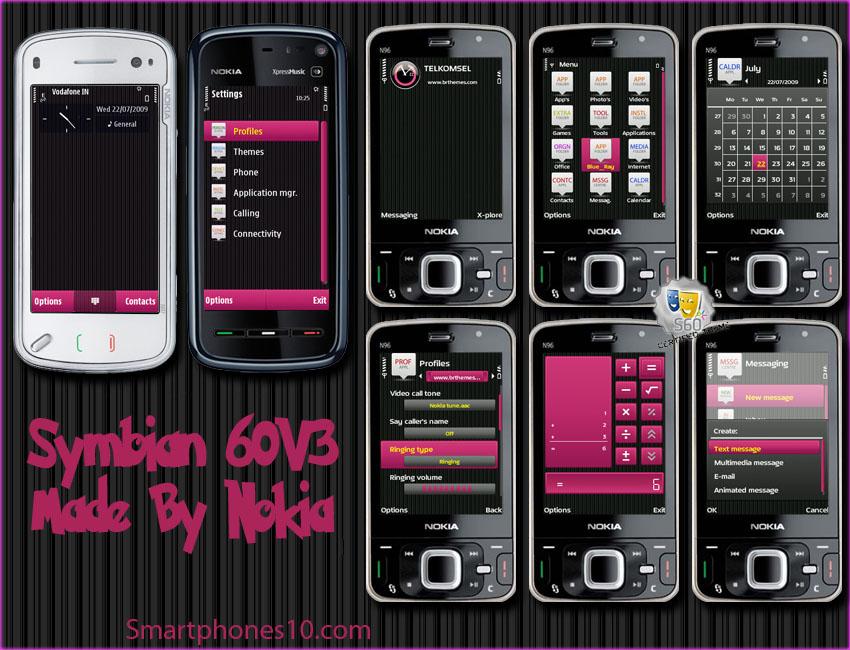 Cara Membebaskan Hak Akses Pada Symbian S60V3