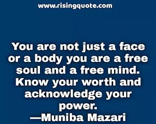24 Thought Muniba Mazari Quotes | Rising Quote (2021)