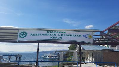 Pembangunan Pelabuhan Mulia Raja Napitupulu, Kabupaten Toba, Dilanjutkan
