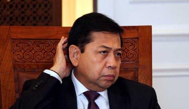Permalukan Citra DPR, Setya Novanto Segera Diberhentikan
