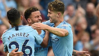 Manchester City vs Newcastle United 2-1 Video Gol & Highlights