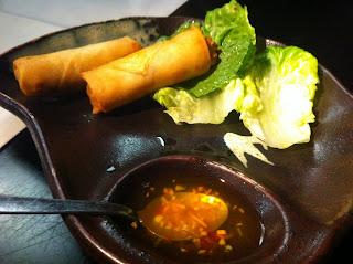 Crispy Rolls vietnamienne Recette