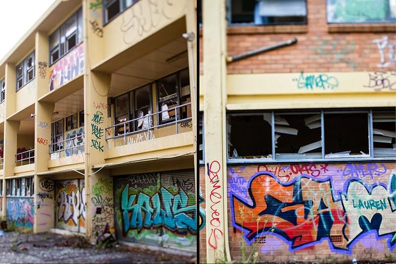 Abandoned Caringbah High School Abandoned Australia