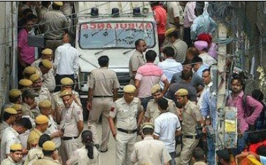 Delhi Bagdi News Death of 11 members of the same family!,