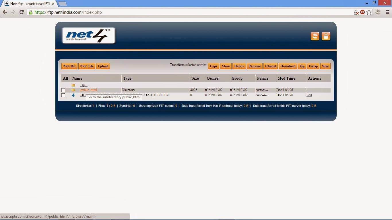 cara membuat website sederhana untuk pemula dalam 5 menit kwikku