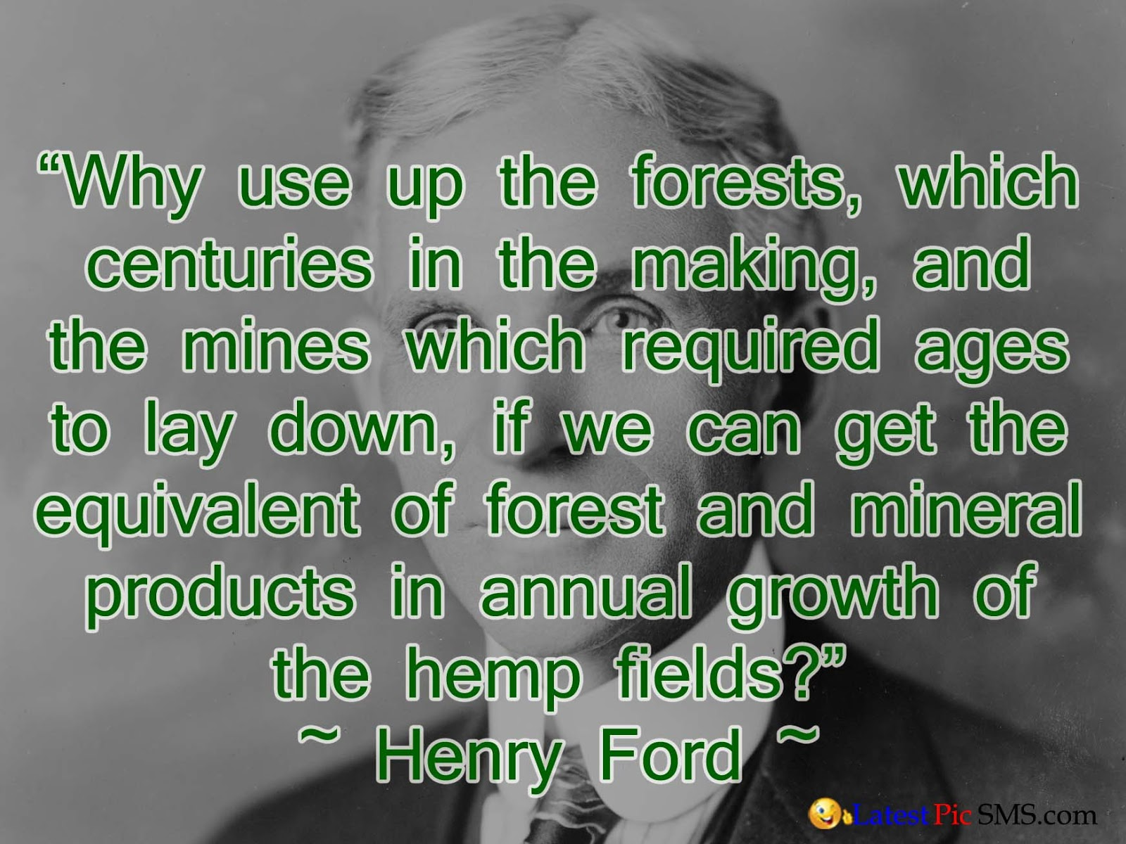 Henry Ford Thought of the day quotes