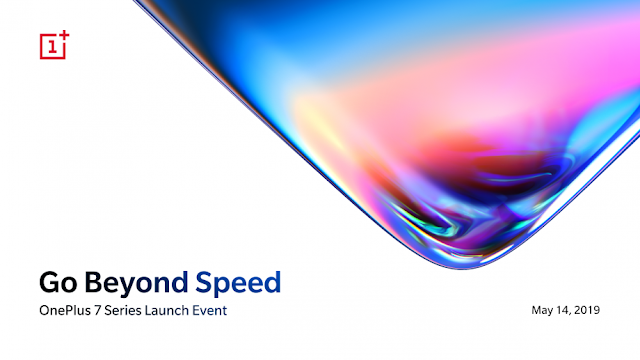 Watch the launch of OnePlus 7 the best new mobile phone 2019