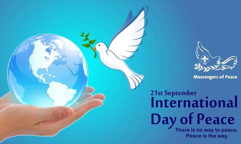 International Day of Peace Wishes for Whatsapp