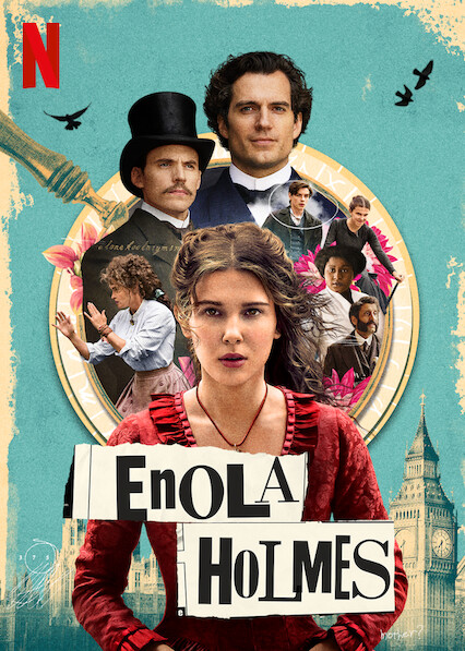 Enola Holmes (2020) NF WEB-DL 1080p Latino