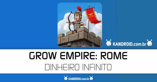Grow Empire: Rome v1.3.29 Apk Mod (Dinheiro Infinito)