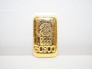 京都山崎商店の金(ゴールド)をお買い取りいたします