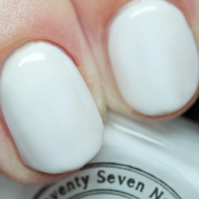 Seventy-Seven Nail Lacquer Ice, Ice Cream Baby