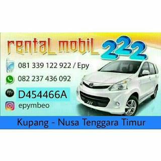 Sewa Mobil Kupang 222