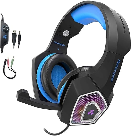 Review YCCSKY Gaming Headset for PS4 Xbox One