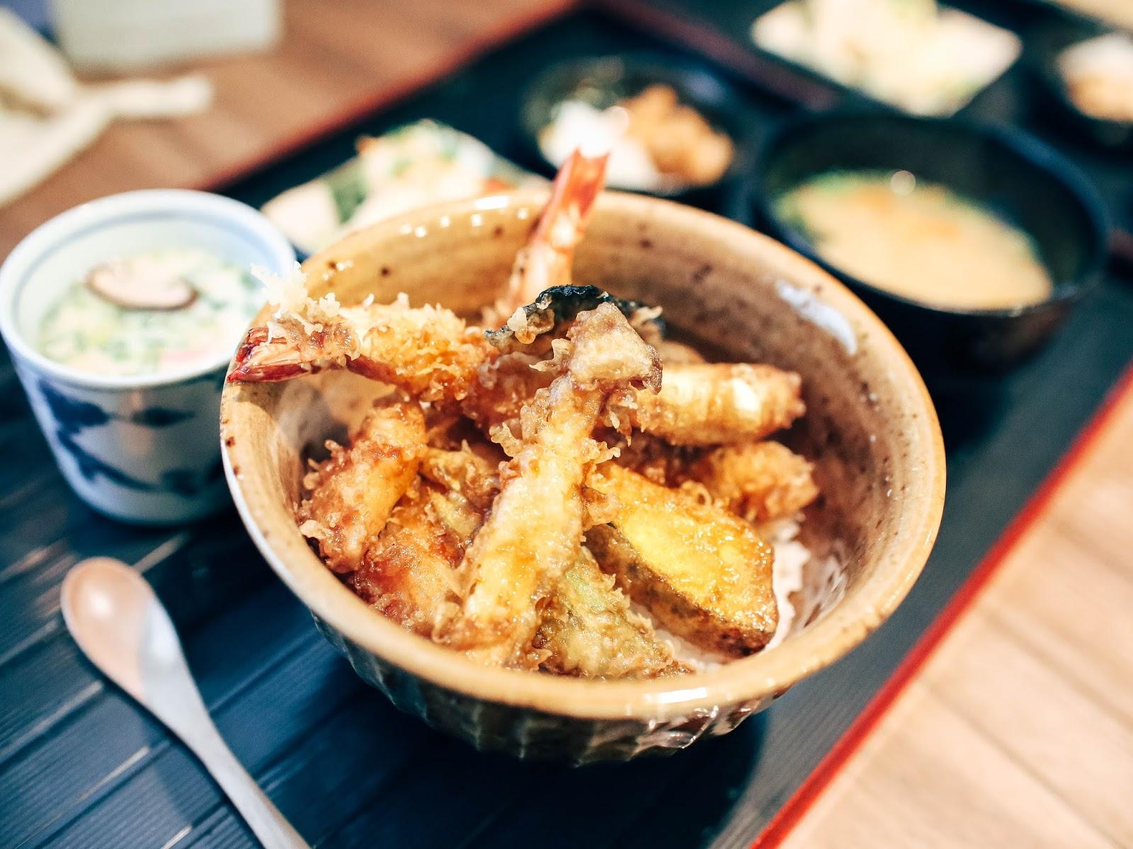 Tempura Don, Singapore, Japanese, Cuisine, Zipang
