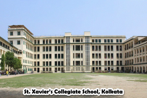 St. Xavier's Collegiate School, Kolkata