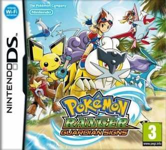 Rom Pokemon Ranger Trazos de Luz NDS