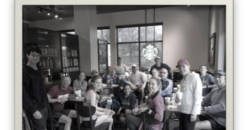 Charlotte Running Club: THE SLR CREW