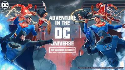 DC Worlds Collide APK DOWNLOAD