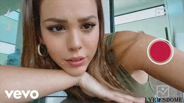 Contigo Lyrics - Danna Paola + English Transalation