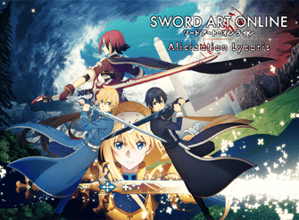 Sword Art Online Alicization Lycoris [Full] [Español] [MEGA]