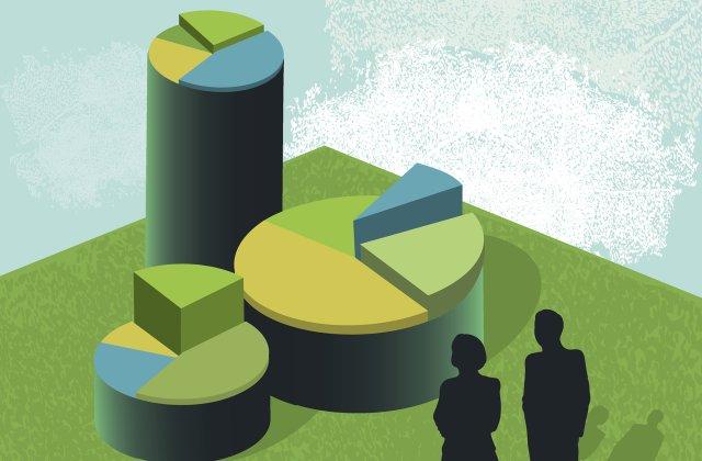 financial market pillar fall down