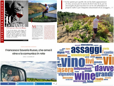 wine blogger vino blog francesco saverio russo