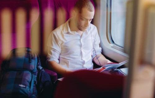 Perusahaan kereta api dan udara dapat bergabung untuk menggunakan keahlian timbal balik mereka