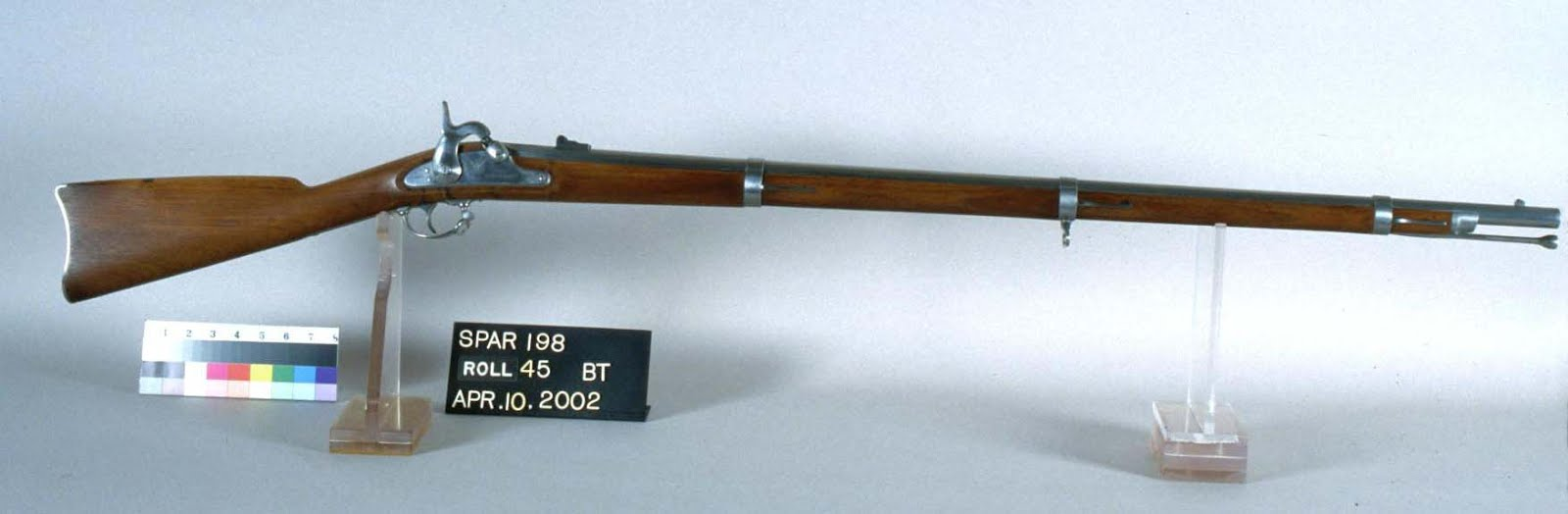 1853 Enfield Wooden Musket for manual of Arms Training