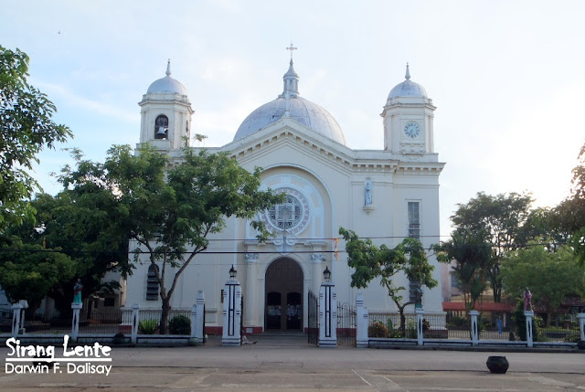 San Diego Church a tourist spot in Silay City