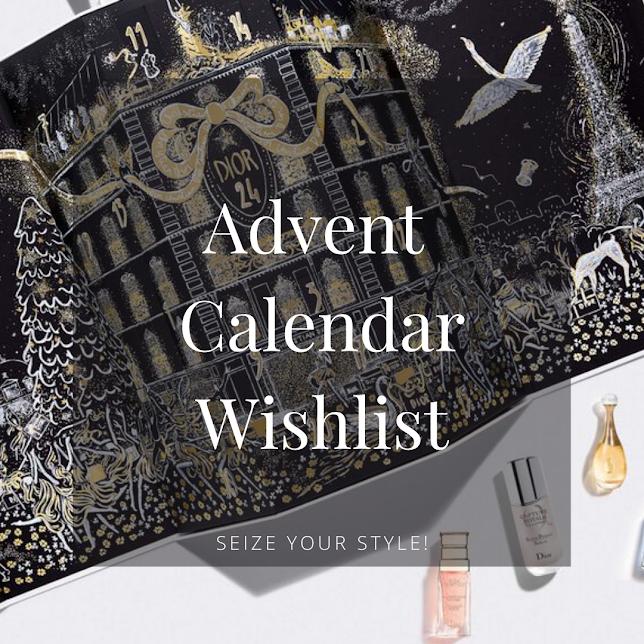 Advent Calendar Wishlist 2020