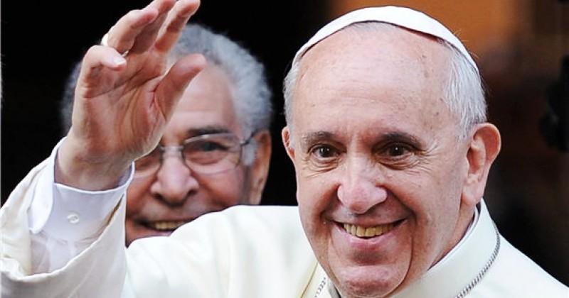 Ucapkan Selamat Merayakan Imlek, Begini Harapan Paus Fransiskus