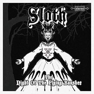 "Lo-fi doom SLOTH ""The Night Of The Flying Banshee EP"""