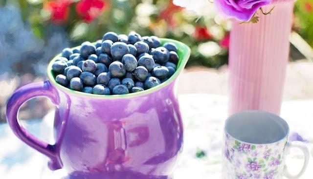 Inilah Cara Diet yang Diperkaya Blueberry, dapat Membantu Perbaikan Otot wanita