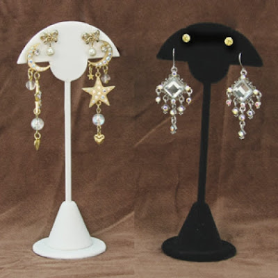 Shop Nile Corp Wholesale Two-pair Earring Stand
