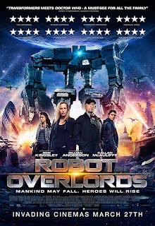 Robot Overlords (2014) Hindi Dual Audio BluRay | 720p | 480p