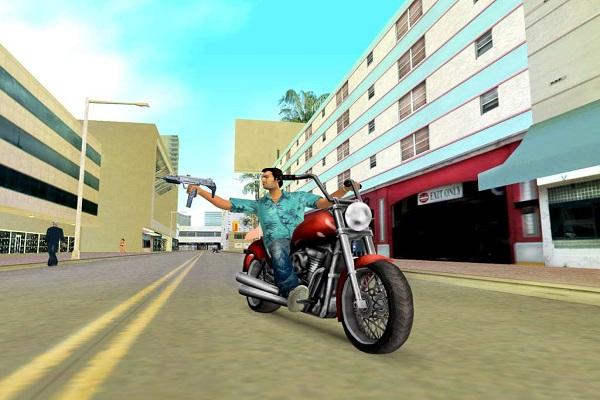 تحميل لعبة جاتا فاي ستي برابط مباشر ميديا فاير بحجم صغير download Gta vice City