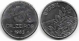 5 Cruzeiros, 1983