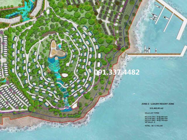 Dự án Sunshine Heritage Mũi Né Phan Thiết Hòn Rơm Resort Bình Thuận