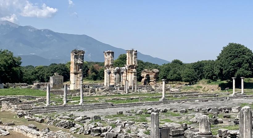 Έργα ύψους 3,7 εκατ. ευρώ στον αρχαιολογικό χώρο των Φιλίππων