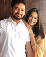 Surbhi jyoti with here brother