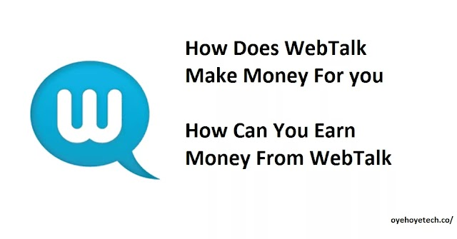 Webtalk Hosting and how does webtalk make money