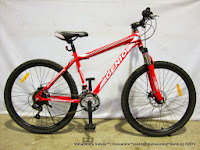 Sepeda Gunung Genio Dlitz 21 Speed 26 Inci