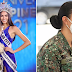 Miss Universe Philippines 2021 Beatrice Luigi Gomez, Bahagi ng Philippine Navy!