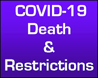 Covid-19 death & restrictions