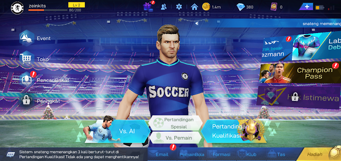 Champion of The Fields : Game Football Android Terbaik 2020