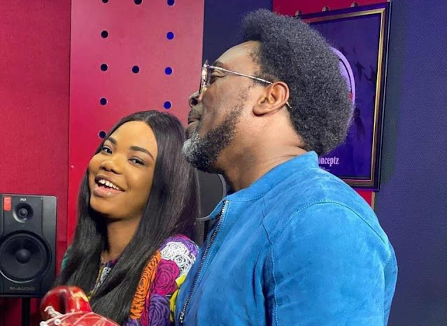 Samsong Announces Collab with Mercy Chinwo on New Song: Listen to snippet