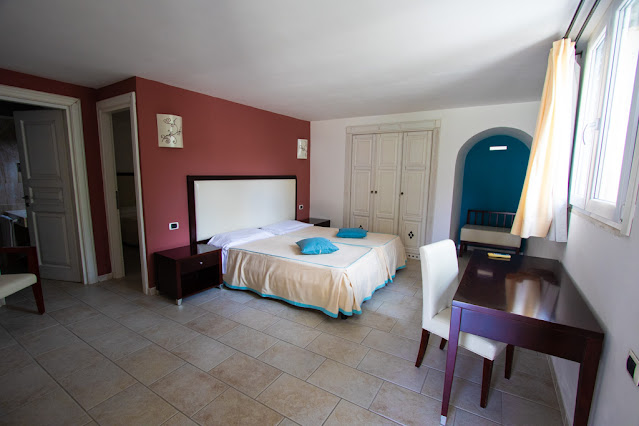 Villas resort hotel-Camera