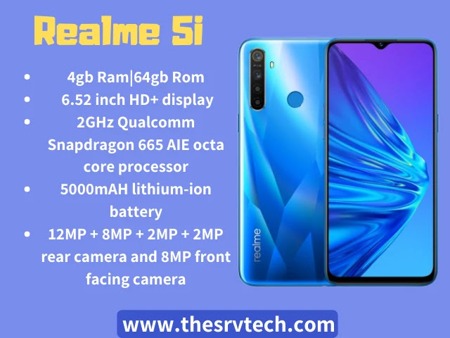 Top 5 Best Smartphone Under 10000 In Hindi 2020 Realme 5i